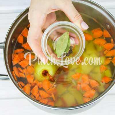 Суп гречневый - шаг 3-3