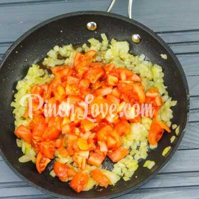 Рагу из свинины, картофеля и тыквы - шаг 4-1