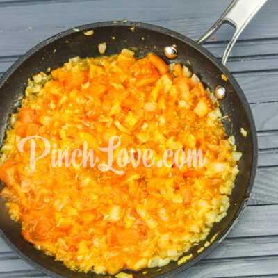 Рагу из свинины, картофеля и тыквы - шаг 4-2