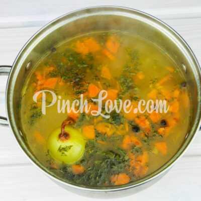 Суп гречневый - шаг 5-2