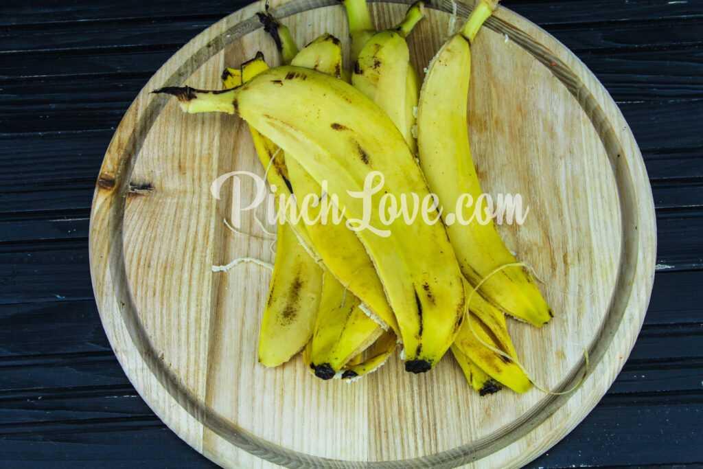 Банановый квас - шаг 1