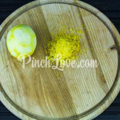Лимончелло по домашнему - шаг 1-1