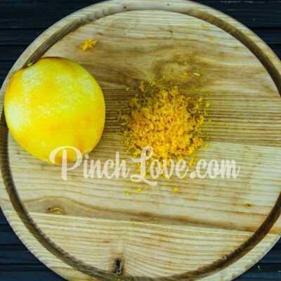 Апельсиновый ликер - шаг 1-1