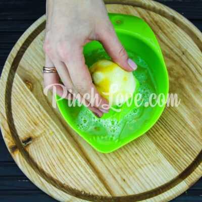 Лимончелло по домашнему - шаг 1-2