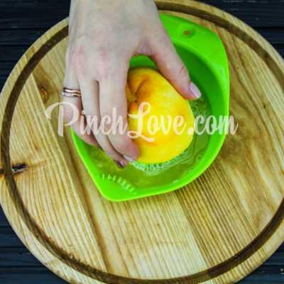 Апельсиновый ликер - шаг 1-2
