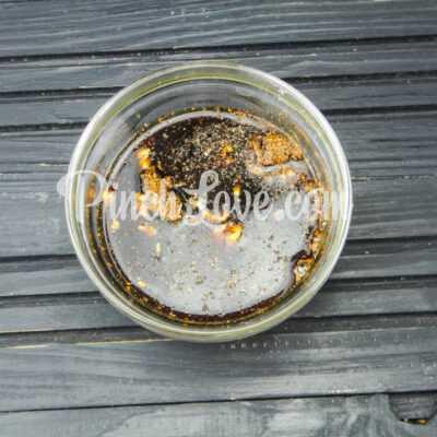 Маринад на соевом соусе для шашлыка - шаг 2-1