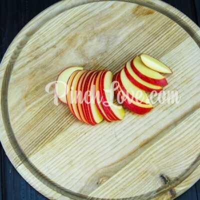 Яблочный крамбл - шаг 2-1