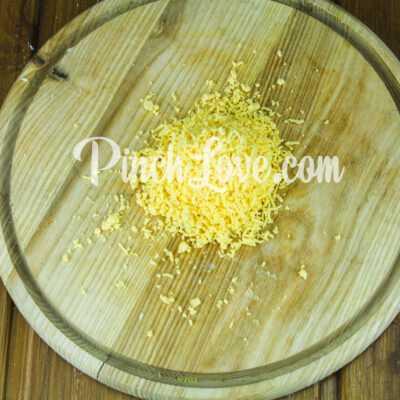 Мимоза с сардинами и плавленым сыром - шаг 2-2