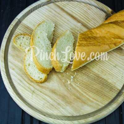 Бутерброд с семгой и авокадо - шаг 3-1