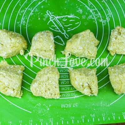Творожные булочки - шаг 3-1