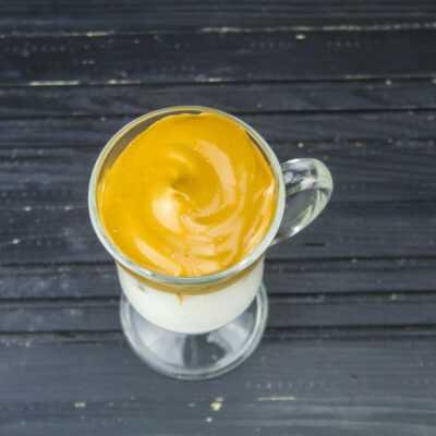 Корейский кофе Дальгона - шаг 3-3