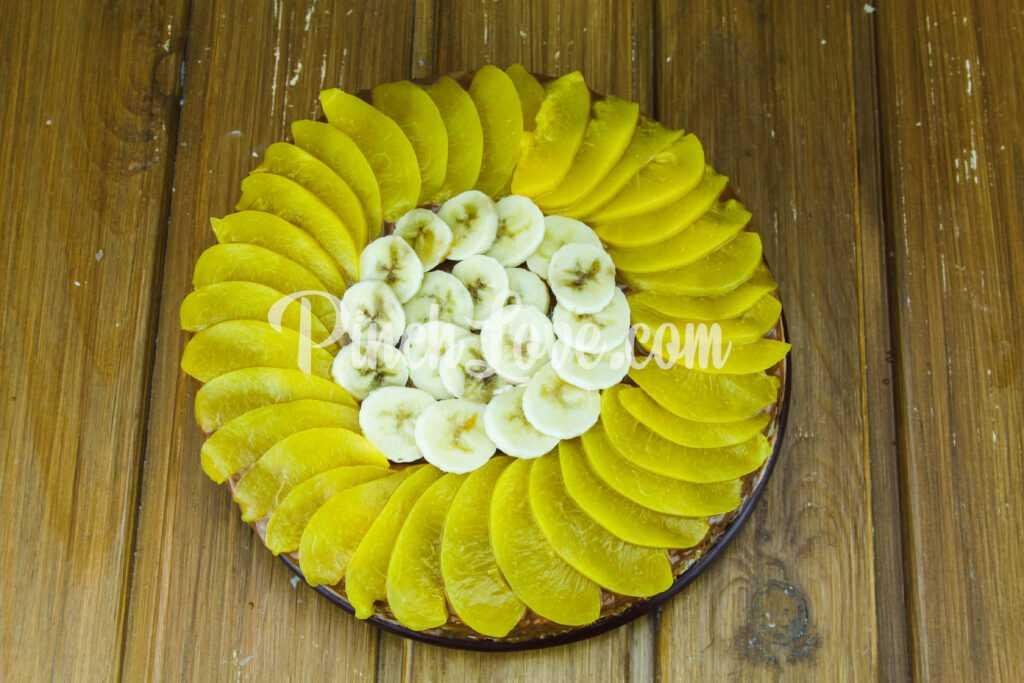 Вафельный торт со сгущёнкой - шаг 4