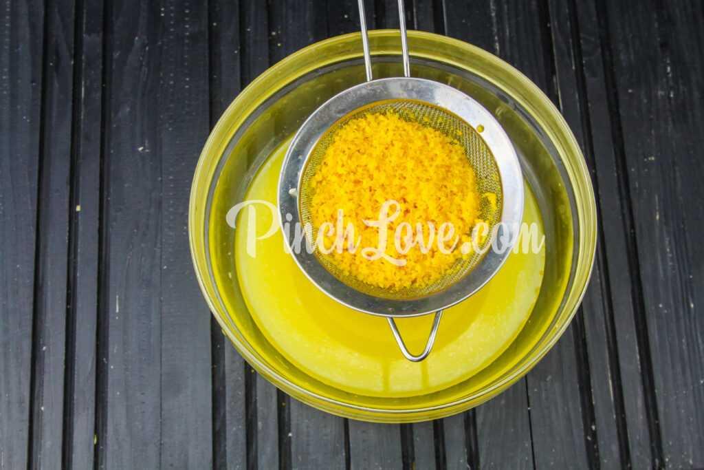 Апельсиновый ликер - шаг 4