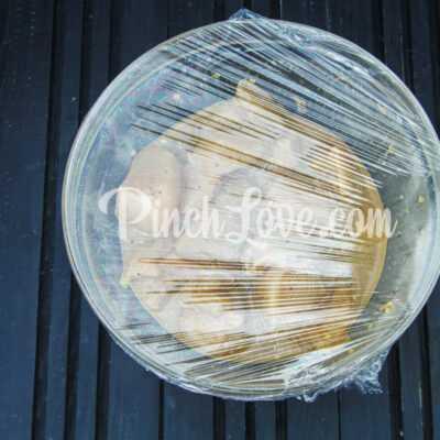 Шашлычки из куриного филе на сковороде - шаг 4-2