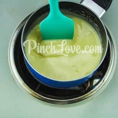 Ванильное мороженое - шаг 4-2