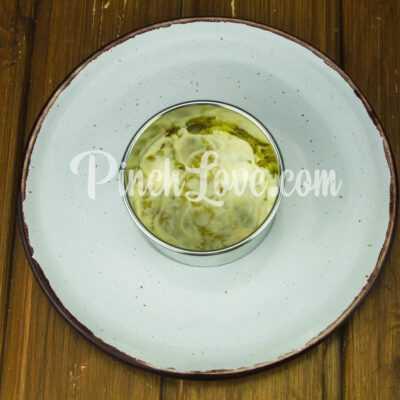 Мимоза с сардинами и плавленым сыром - шаг 4-1