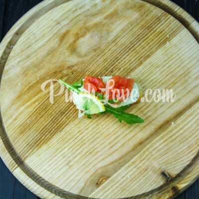 Бутерброд с семгой и авокадо - шаг 4-2