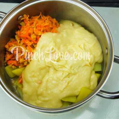 Картофельный суп-пюре - шаг 5-2