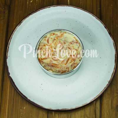 Мимоза с сардинами и плавленым сыром - шаг 5-2