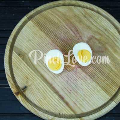 Куриный бульон с яйцом - шаг 5-3