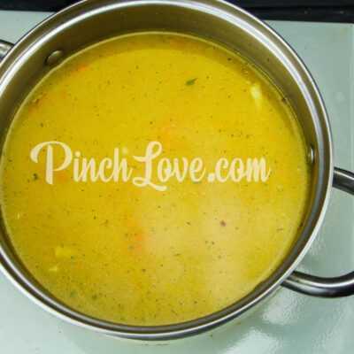 Картофельный суп-пюре - шаг 5-3