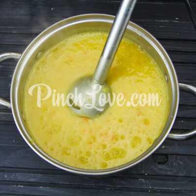 Картофельный суп-пюре - шаг 6-2