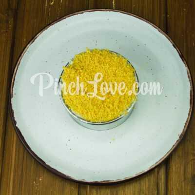 Мимоза с сардинами и плавленым сыром - шаг 6-2