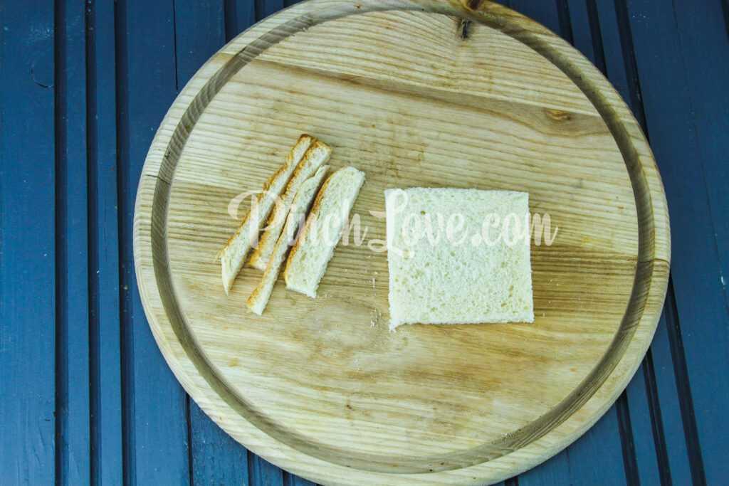 Бутерброд с красной рыбой - шаг 2