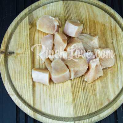 Шашлычки из куриного филе и черри в духовке - шаг 2-1