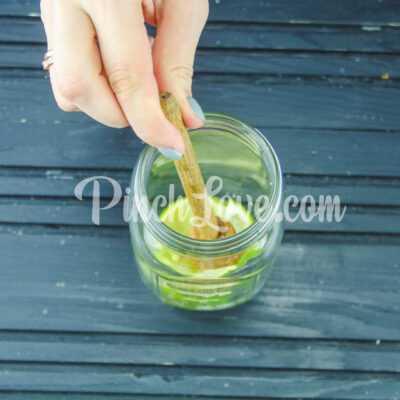 Безалкогольный мохито - шаг 2-2