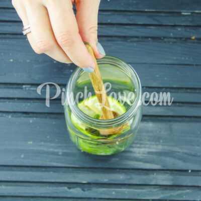 Безалкогольный мохито - шаг 3-2