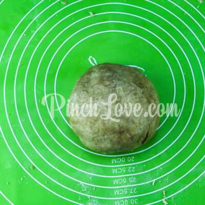 Домашний ржаной хлеб в духовке - шаг 3-3
