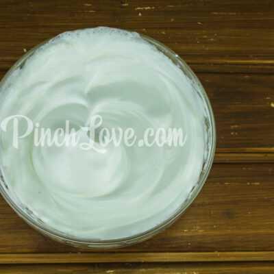 Бисквитное тесто - шаг 3-3