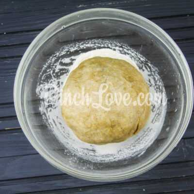 Домашний ржаной хлеб в духовке - шаг 4-1