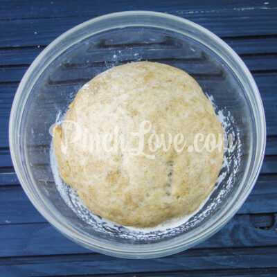 Домашний ржаной хлеб в духовке - шаг 4-2