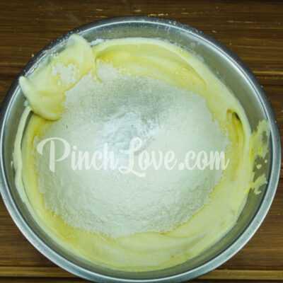 Бисквитный торт - шаг 4-2