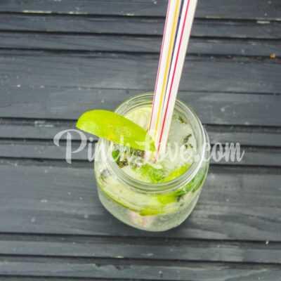 Безалкогольный мохито - шаг 5-2