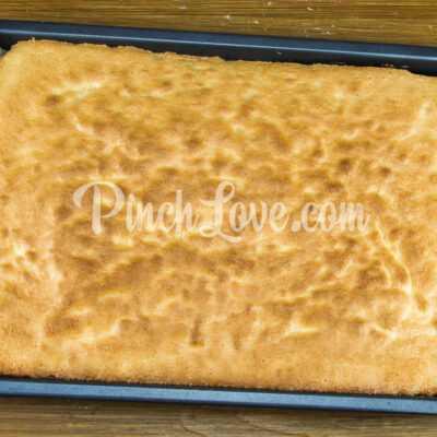 Бисквитный торт - шаг 5-2
