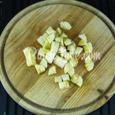Фруктовый салат - шаг 1-1
