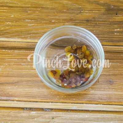 Салат с ревенем и яблоком - шаг 1-1