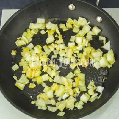 Крем-суп из кабачков - шаг 1-2