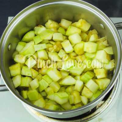Крем-суп из кабачков - шаг 3-1