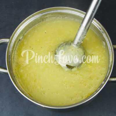 Крем-суп из кабачков - шаг 5-1