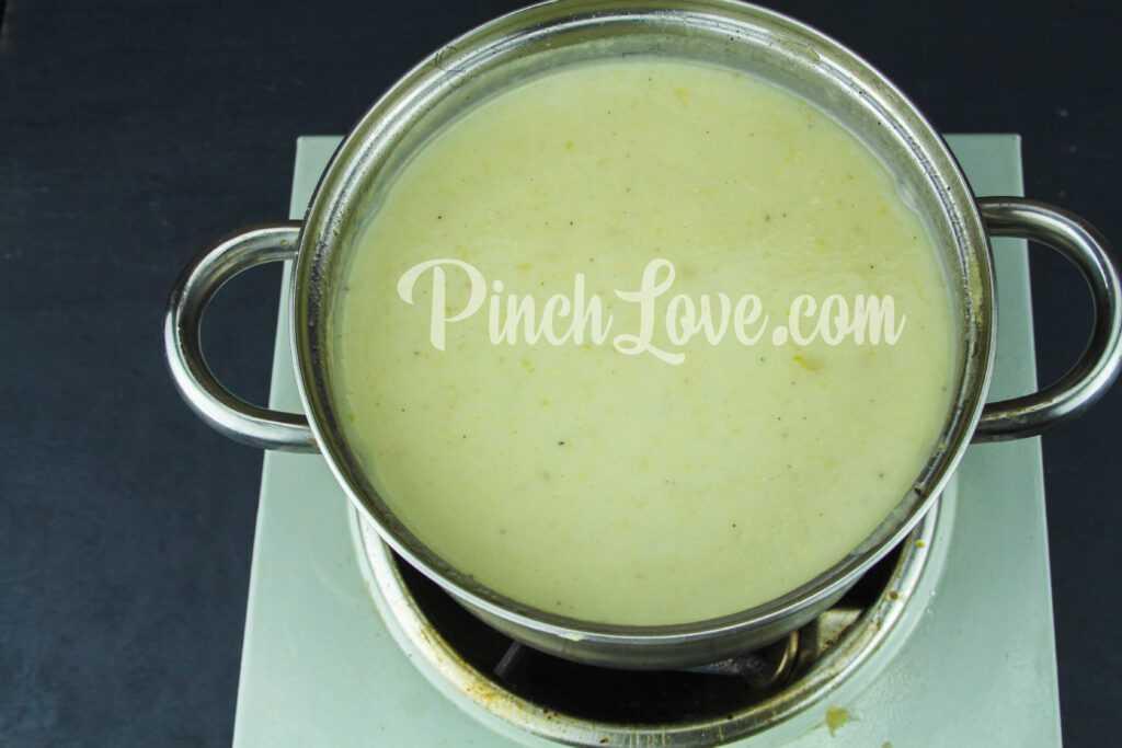 Крем-суп из кабачков - шаг 6