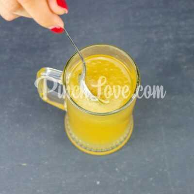 Имбирное пиво с лимоном - шаг 6-3