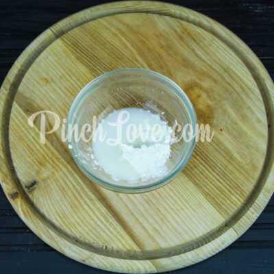 Фруктовый лед из клубники и персика - шаг 1-1