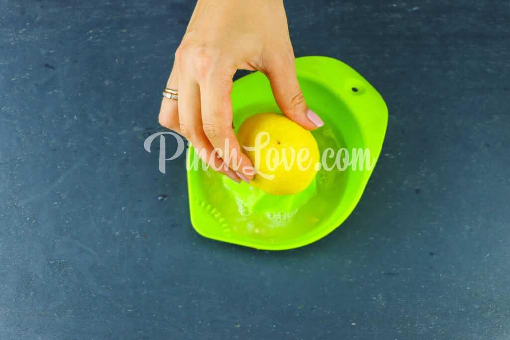 Арбузный лимонад - шаг 2