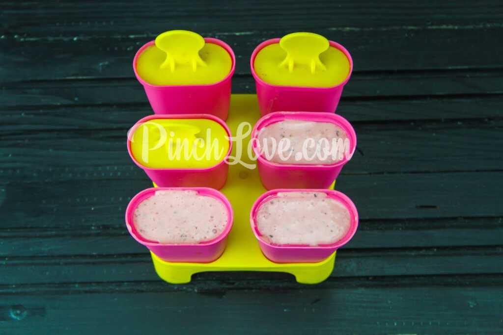 Мороженое из сметаны и клубники - шаг 3