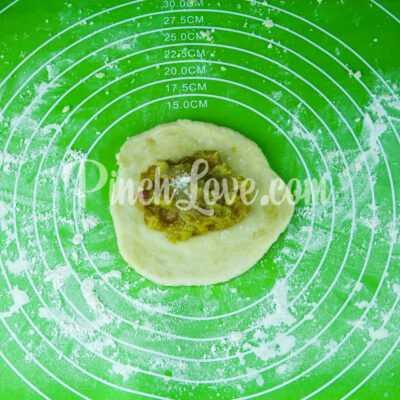 Пирожки с ревенем - шаг 7-1
